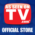 Find products featured on As Seen On TV television commercials